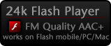 24k Flash Player!